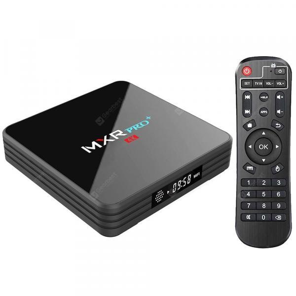 italiaunix-MXR Pro + TV Box 4GB RAM + 32GB ROM  Gearbest