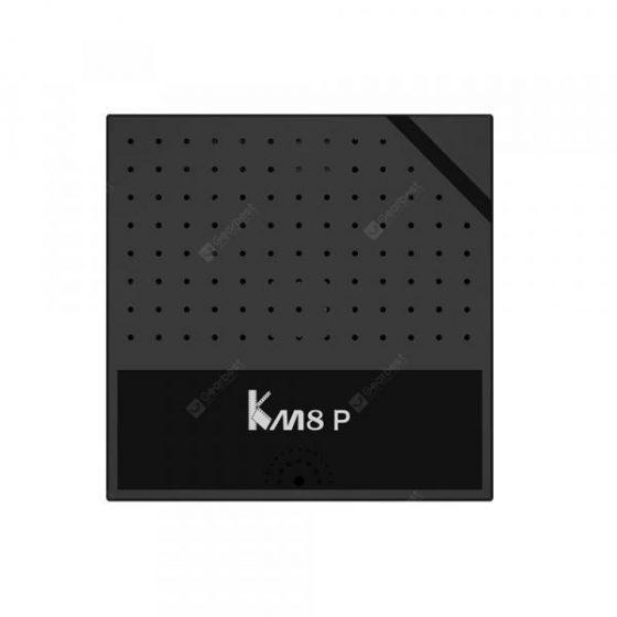 italiaunix-Mecool KM8 P Android Smart Box TV