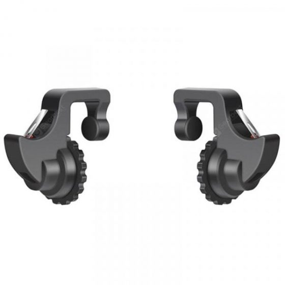 italiaunix-Mobile Phone Gaming Trigger Button Handle Shooter Controller 2pcs