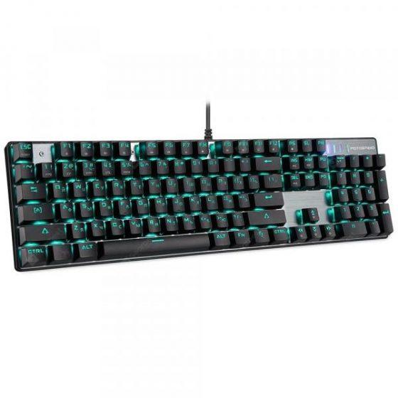 italiaunix-Motospeed Inflictor CK104 NKRO Gaming Mechanical Keyboard
