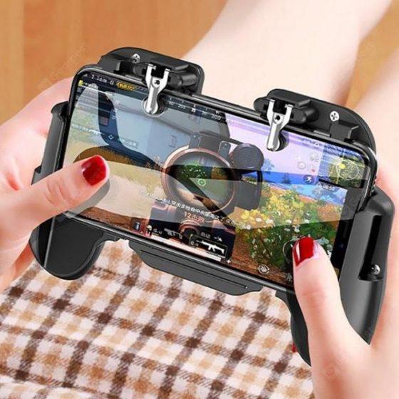 italiaunix-Multifunctional Heat Dissipation Mobile Phone Game Controller