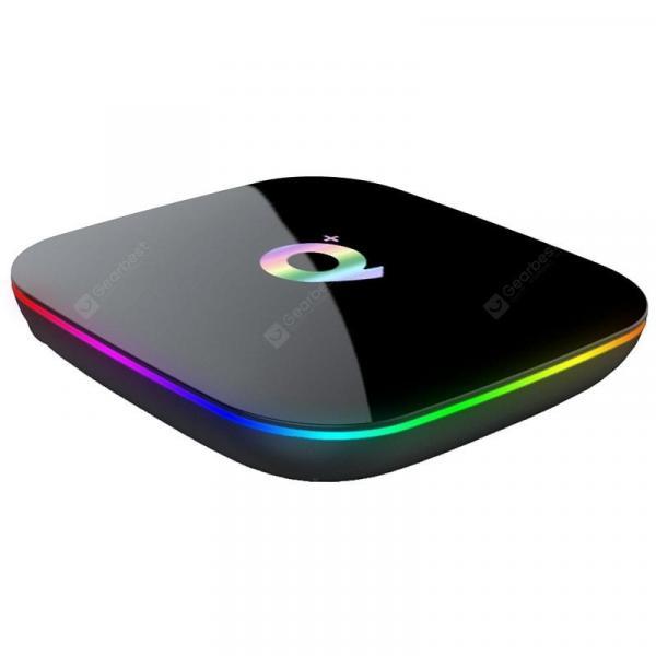italiaunix-Q + Smart TV Box Allwinner H6 / Android 9.0