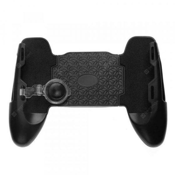 italiaunix-SpedCrd 3 in 1 Joystick Grip Built-in Bracket Game Controller Holder