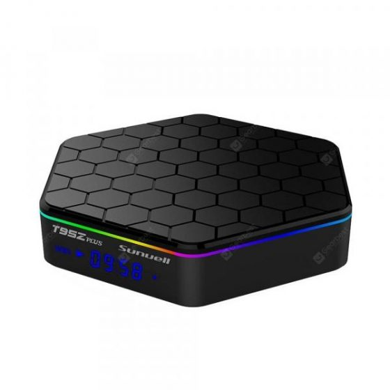 italiaunix-Sunvell T95Z Plus TV Box Amlogic S912 Octa Core
