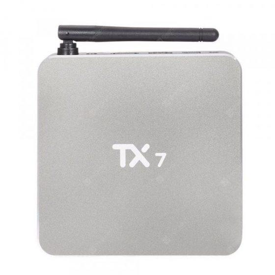 italiaunix-TX7 Android 7.1 Digital TV Converter Box