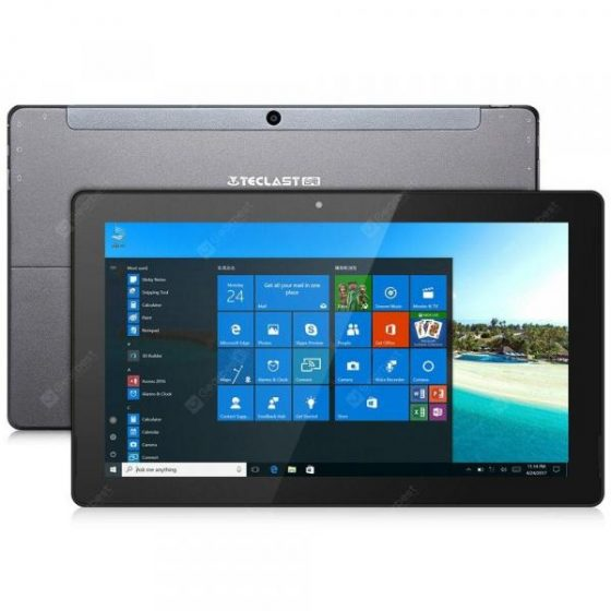 italiaunix-Teclast X3 Plus 2 in 1 Tablet PC