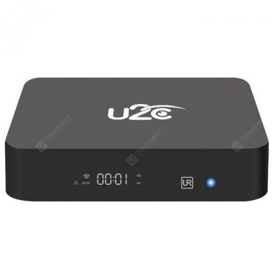italiaunix-U2C Z Plus TV Box Support 4K H.265  Gearbest