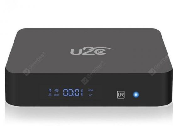 italiaunix-U2C Z SUPER TV Box  Gearbest