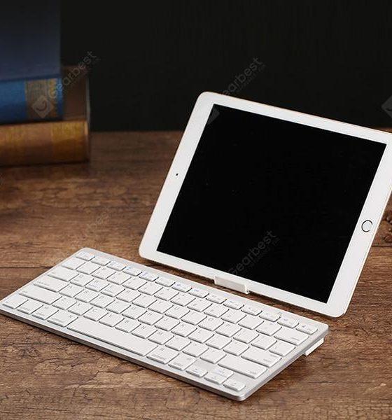 italiaunix-X5 Wireless Bluetooth Keyboard  Gearbest
