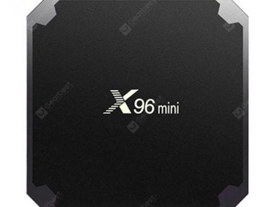 italiaunix-X96 mini TV Box 2GB RAM + 16GB ROM  Gearbest