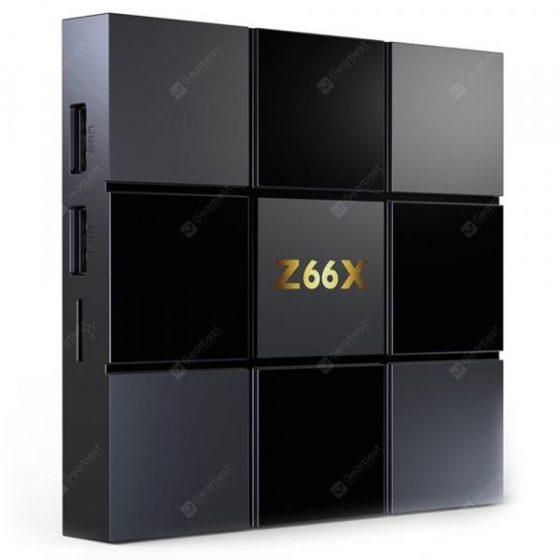 italiaunix-Z66X Z2 TV Box