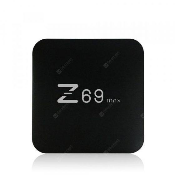 italiaunix-Z69 Max TV Box