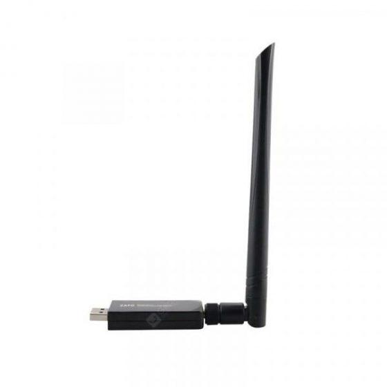 italiaunix-ZAPO Brand Dual Frequency WIFI Wireless Network Card + Bluetooth 4.1 Adapter  Gearbest
