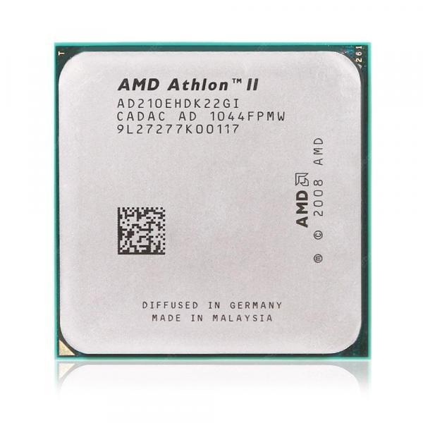 italiaunix-AMD Athlon II 210E Dual-core AM3+ 2.6GHz CPU  Gearbest