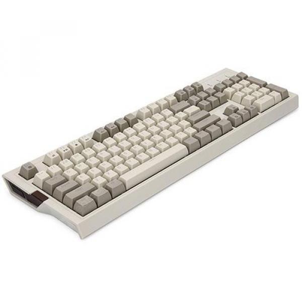 italiaunix-Ajazz AK510 Retro Game Wired Mechanical Keyboard 104 Key Two-color PBT Ball Key Cap  Gearbest