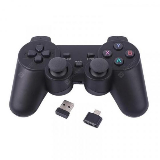 italiaunix-Bilikay 2.4G Wireless Gamepad  Gearbest