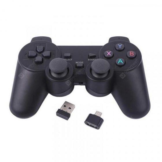 italiaunix-Bilikay 2.4G Wireless Gamepad  Gearbest