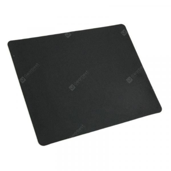 italiaunix-Black Slim Square Mouse Pad Mat Mousepad  Gearbest