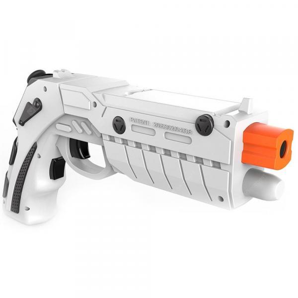 italiaunix-Bluetooth Handle Pistol Smart AR GUN Mobile Computer Joystick Game Pistol  Gearbest