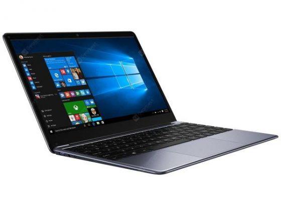italiaunix-CHUWI HeroBook Laptop Windows 10 Intel E8000 Quad Core 4GB RAM 64GB ROM Full Layout Keyboard  Gearbest