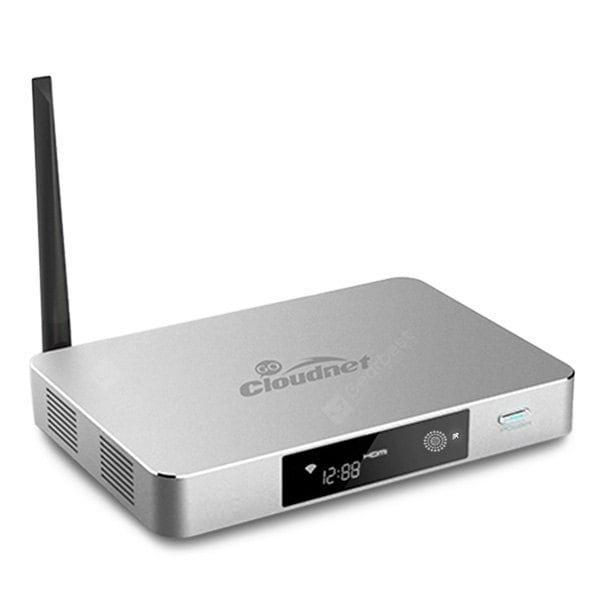italiaunix-Cloudnetgo CR19 TV BOX  Gearbest