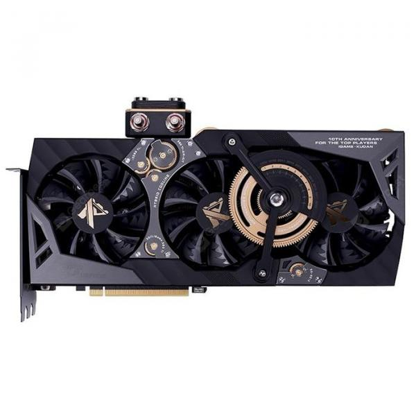 italiaunix-Colorful iGame GeForce RTX 2080 Ti Kudan Nvidia Graphics Card  Gearbest