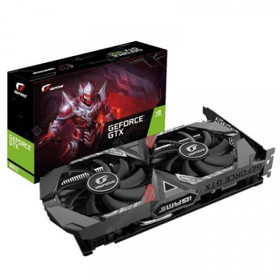 italiaunix-Colorful iGame GeForce GTX 1650 Ultra 4G Nvidia Graphics Card  Gearbest