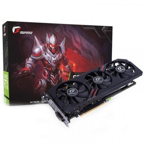 italiaunix-Colorful iGame GeForce GTX 1660 Ultra 6GB NVIDIA Gaming Graphics Card  Gearbest