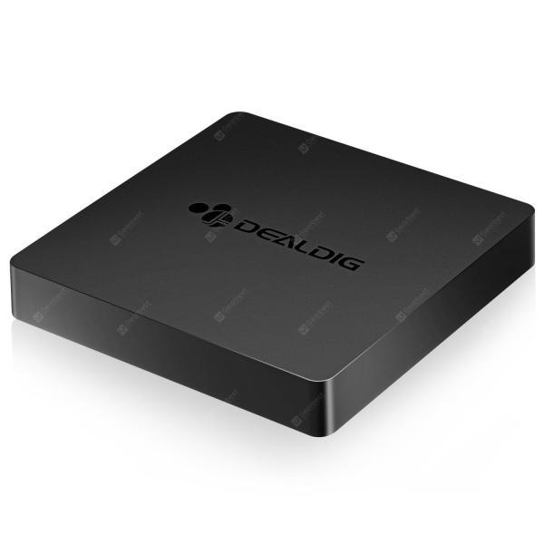 italiaunix-DEALDIG BOXD7 TV Box 6K HD Allwinner H6 Quad Core 2GB RAM 16GB ROM Android 7.1 Set Top Box  Gearbest
