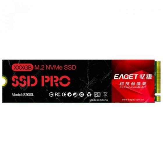 italiaunix-EAGET S900L Solid State Drive SSD PCIE M.2 NVME  Gearbest