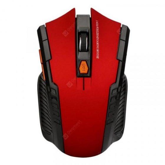 italiaunix-Fashion 2.4Ghz Mini Wireless Optical Gaming Mouse  Gearbest