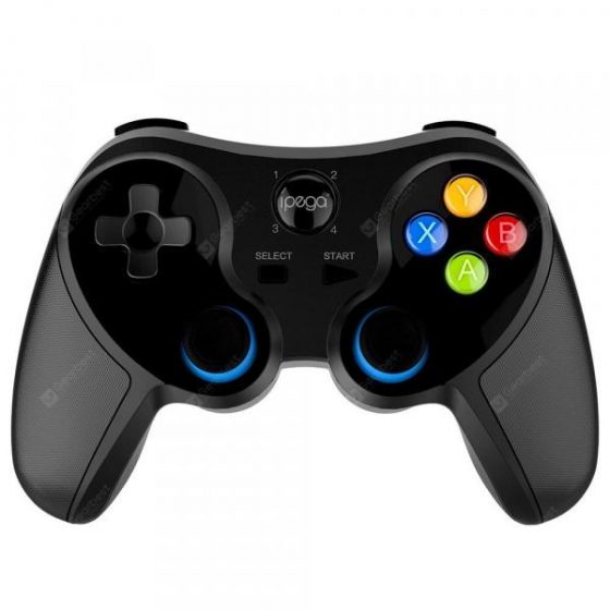 italiaunix-IPEGA PG - 9157 Bluetooth Gamepad with Phone Holder  Gearbest