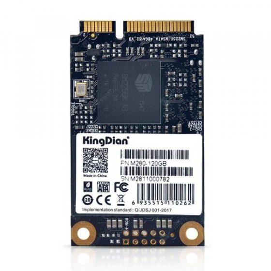 italiaunix-KingDian MSATA 120GB SSD internal Hard Drive  Gearbest