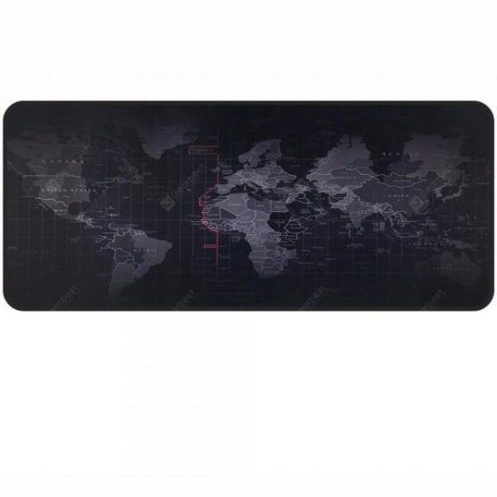 italiaunix-Large Gaming Mouse Pad with Non-slip Base Map Mat  Gearbest
