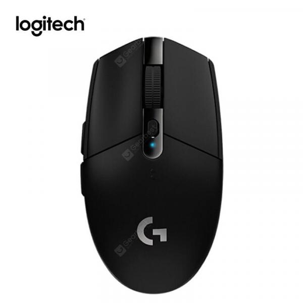 italiaunix-Logitech G304 LIGHTSPEED Gaming Mouse with HERO Sensor 12000dpi for Windows Mac  Gearbest