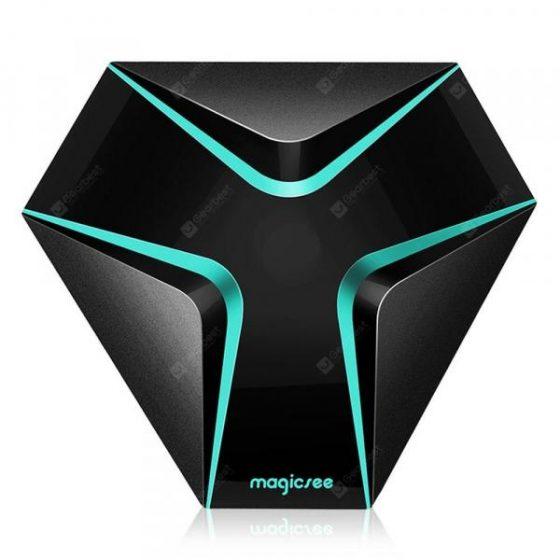 italiaunix-MAGICSEE Iron TV Box  Gearbest