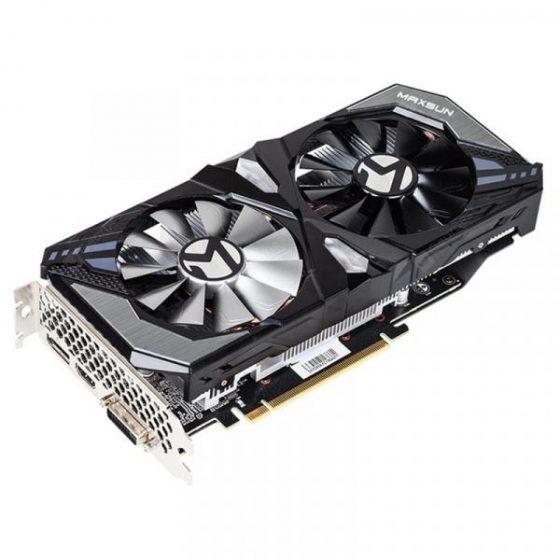 italiaunix-MAXSUN GeForce GTX 1660Ti Terminator 6G V2 Graphics Card  Gearbest