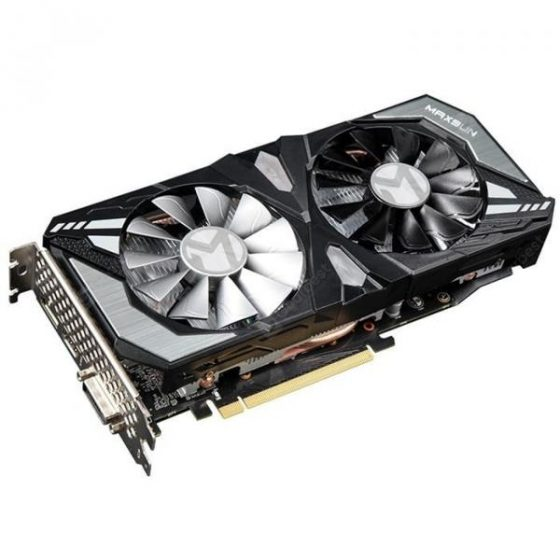 italiaunix-MAXSUN GeForce GTX 1660 Terminator 6G Nvidia Gaming Video Graphics Card  Gearbest