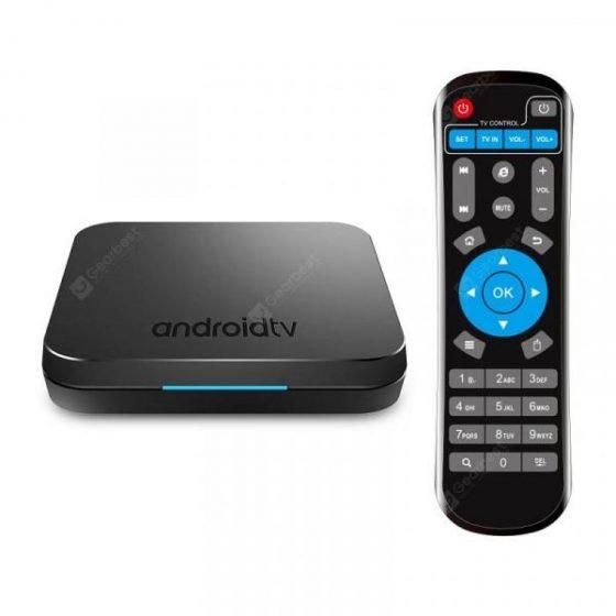 italiaunix-MECOOL KM9 Android 9.0 TV Box  Gearbest