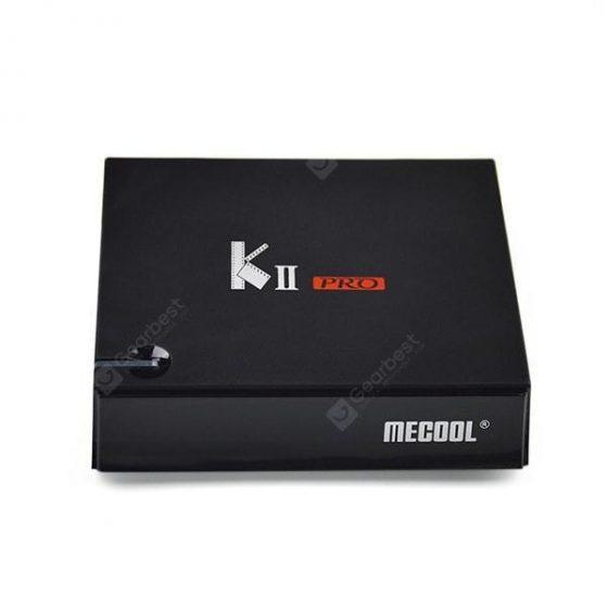 italiaunix-Mecool KII PRO Hybrid TV Box  Gearbest