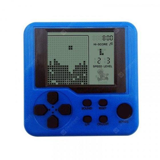 italiaunix-Mini Classic Toys with LCD Screen for Kids 26 Games  Gearbest
