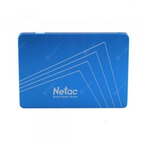italiaunix-Netac N500S SSD SATA6Gb/s 2.5 inch 3D TLC Internal Solid State Hard Drive  Gearbest