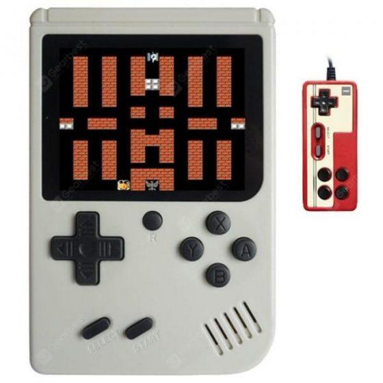italiaunix-POWKIDDY Q3 Retro 500 Games Handheld Game Console  Gearbest