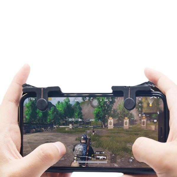 italiaunix-Pair of Mobile Game Controller Cell Phone Game Controller  Gearbest