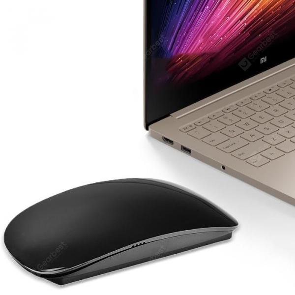 italiaunix-TM - 823 2.4GHz 1200dpi Wireless Touch Mouse  Gearbest