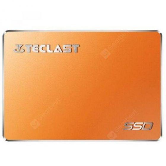italiaunix-Teclast 2.5 inch SATA3.0 Solid State Drive  Gearbest