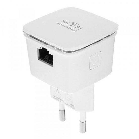 italiaunix-WAVLINK WS - WN581N2 WiFi Booster Signal Amplifier  Gearbest