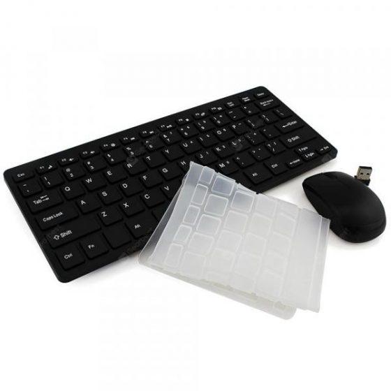 italiaunix-WS0050 2.4GHz Wireless Mouse / Keyboard 2 in 1 Set  Gearbest