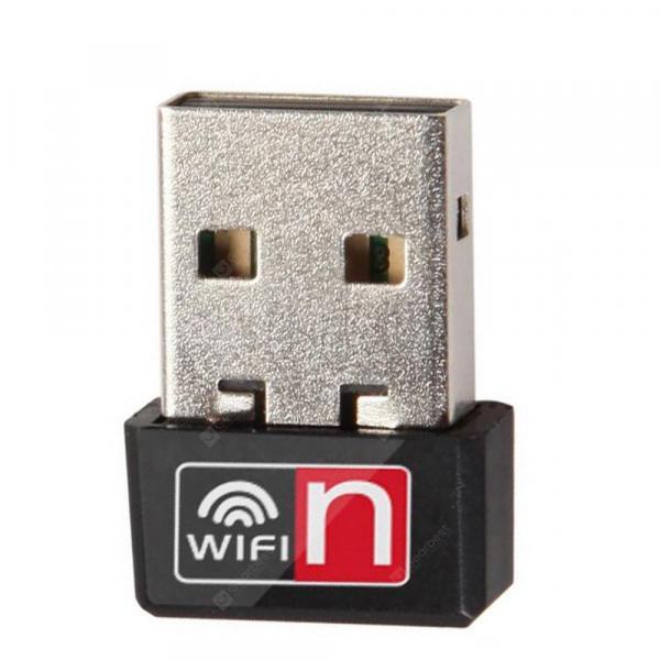 italiaunix-Wireless Usb Adapter 150MBPS 802.11AC Usb Wifi Adapter  Gearbest