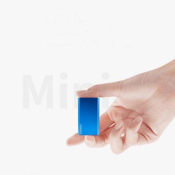 italiaunix-iRECADATA Mini Portable External SSD USB Solid State Drive SSD  Gearbest